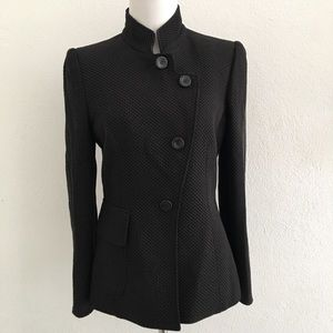 Armani Collezioni Black Blazer Jacket Size 40 4 US